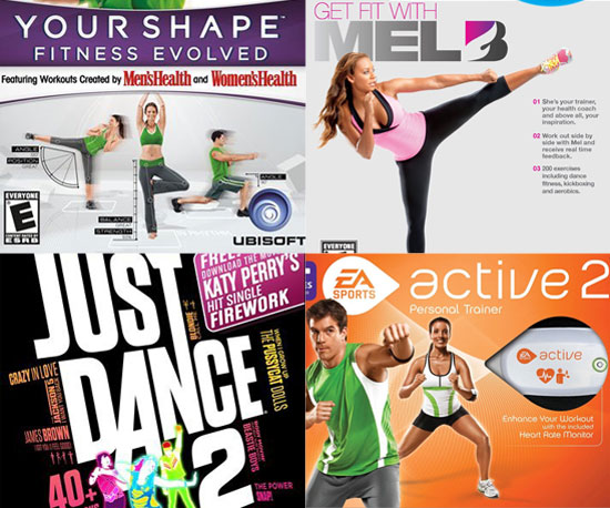 5 Fitness Games to Help You Work Off Thanksgiving Dinner