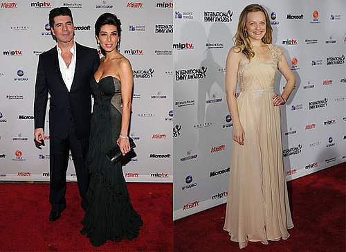 Simon Cowell, Elisabeth Moss, Peter Facinelli, Alec Baldwin and More at 2010 International Emmy Awards