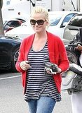 Pictures of Amy Poehler and Baby