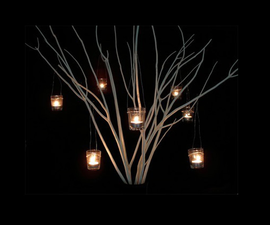 Create Hanging Votives