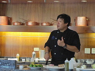Ming Tsai's Cooking Tips