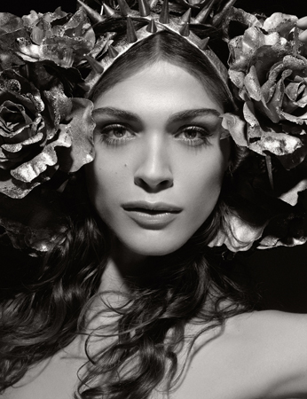 Preview Karl Lagerfeld's Pirelli 2011 Calendar with Erin Wasson, Baptiste Giabiconi, and More (NSFW)