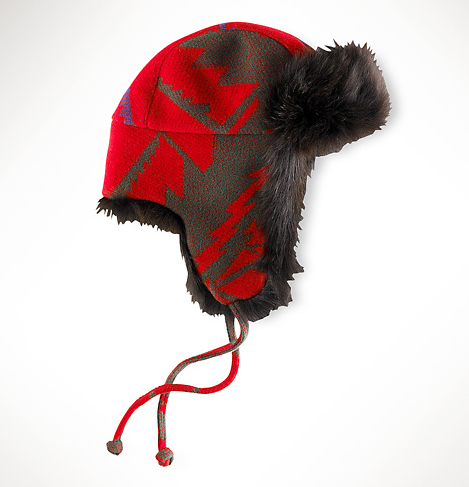 Ralph Lauren Beacon Toscana Trapper Hat ($200)