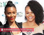 10 Pretty Braided Hairstyles to Protect Hair