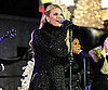 Slide Picture of Jessica Simpson at Christmas Tree Lighting in New York