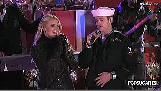 Video of Jessica Simpson Singing at the Rockefeller Tree Lighting 2010-11-30 22:57:39