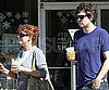 Slide Picture of Susan Sarandon and Jonathan Bricklin in Miami