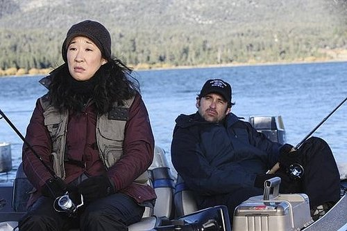 "Grey's Anatomy Recap ""Adrift and at Peace"""
