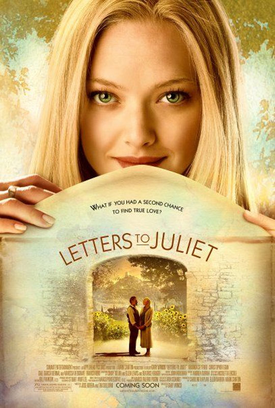 2010: Letters To Juliet