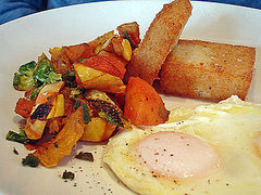 Review of Nopa's Brunch in San Francisco