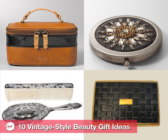Give a Great Gift With These Vintage-Inspired Beauty Finds