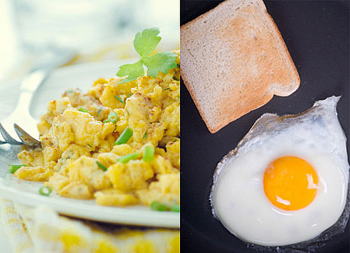 Would You Rather Eat Scrambled or Fried Eggs?