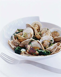 Recipe For Clams With Udon Noodles
