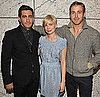 Pictures of Jake Gyllenhaal, Michelle Williams, and Ryan Gosling at a Blue Valentine Screening 2010-12-03 12:30:00