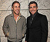 Slide Picture of Jake Gyllenhaal and Ryan Gosling at LA Premiere of Blue Valentine