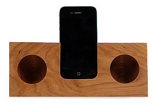 Koostik Handmade Wooden iPhone Dock