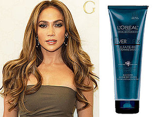 Jennifer Lopez for L'Oreal