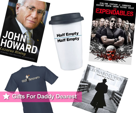 Entertainment Gifts For Dad