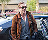Slide Picture of Ryan Gosling at LAX