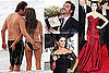 Pictures of Penelope Cruz and Javier Bardem in 2010