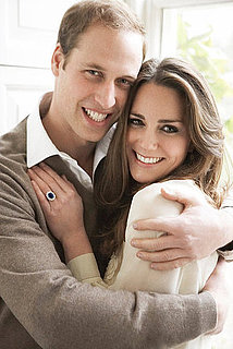 Prince William and Kate Middleton Mario Testino Engagement Picture