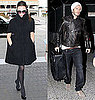 Pictures of Victoria Beckham at LAX