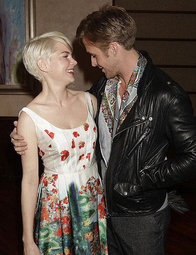 Ryan Gosling and Michelle Williams at a NYC Screening of Blue Valentine hosted by Robert De Niro