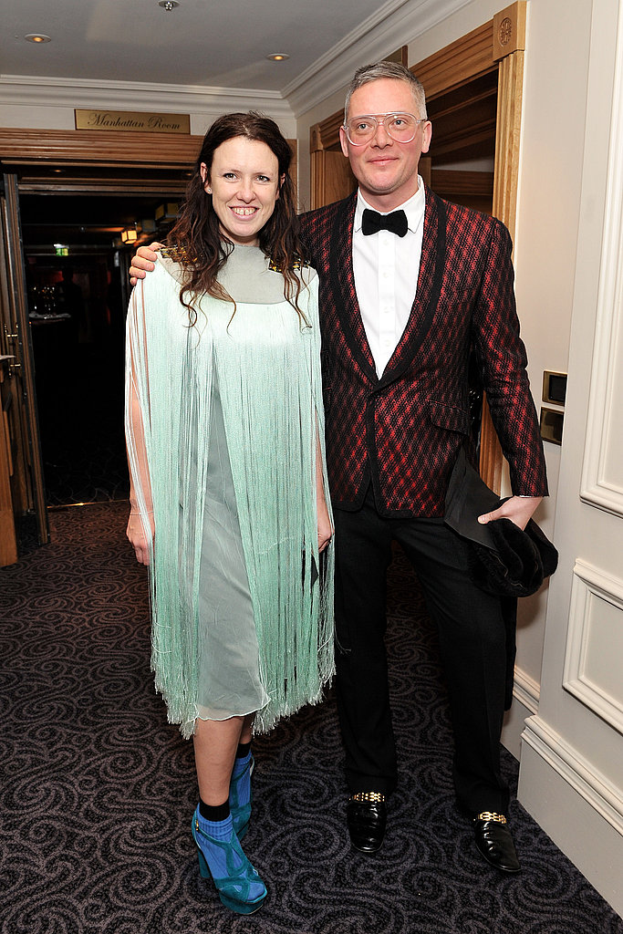Katie Grand, Giles Deacon