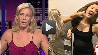 Video of Chelsea Handler Defending Her Angelina Jolie Jokes 2010-12-07 10:20:00