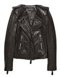 Isabel Marant Keni Leather Biker Jacket ($2,395)
