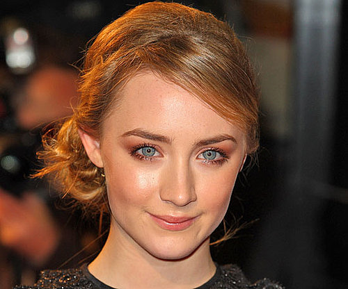 Get Saoirse Ronan's Pretty Peach Makeup