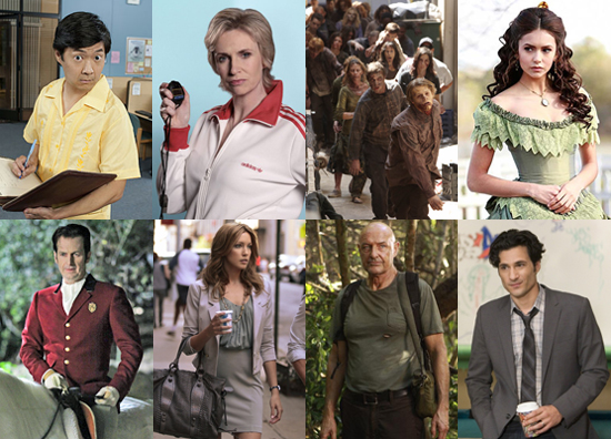 Best TV Villains of 2010