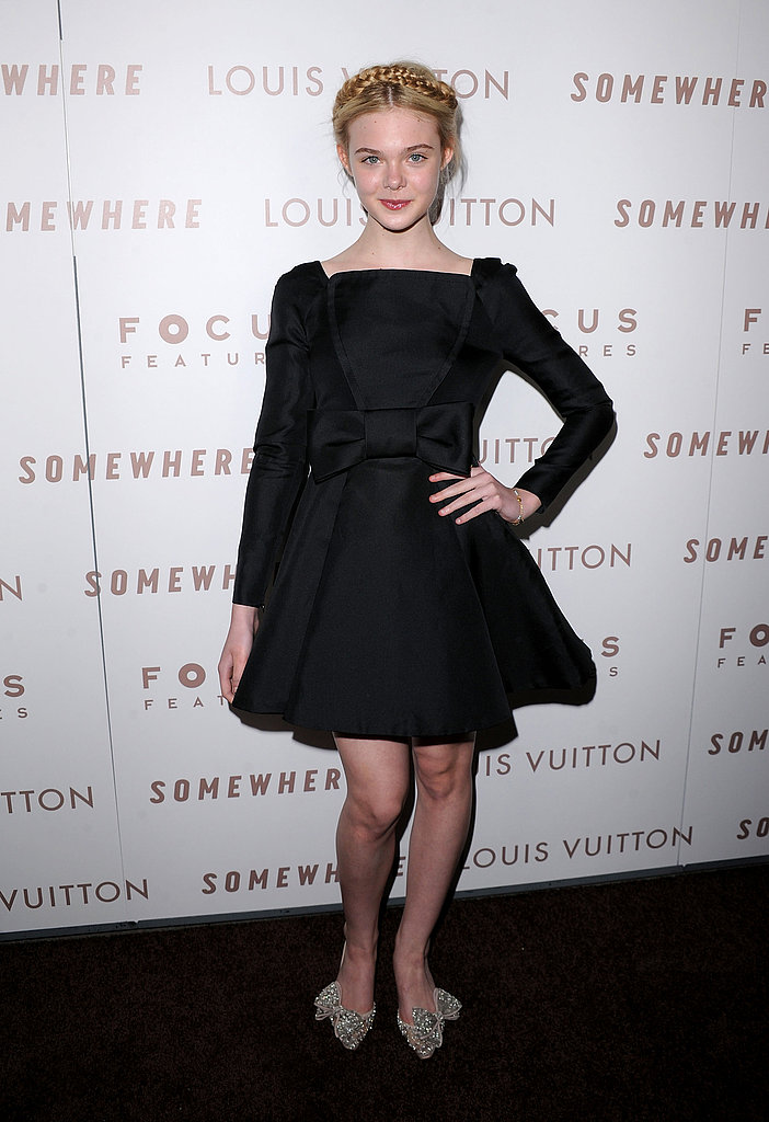 Pictures of the Somewhere Premiere