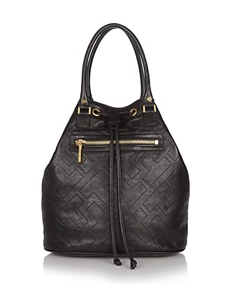 Tory Burch Norah Lambskin Backpack Tote ($495)