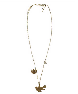 Forever 21 Sparrow Necklace ($5)