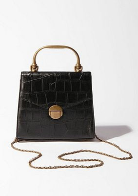 Deena & Ozzy Crocodile Purse ($38)