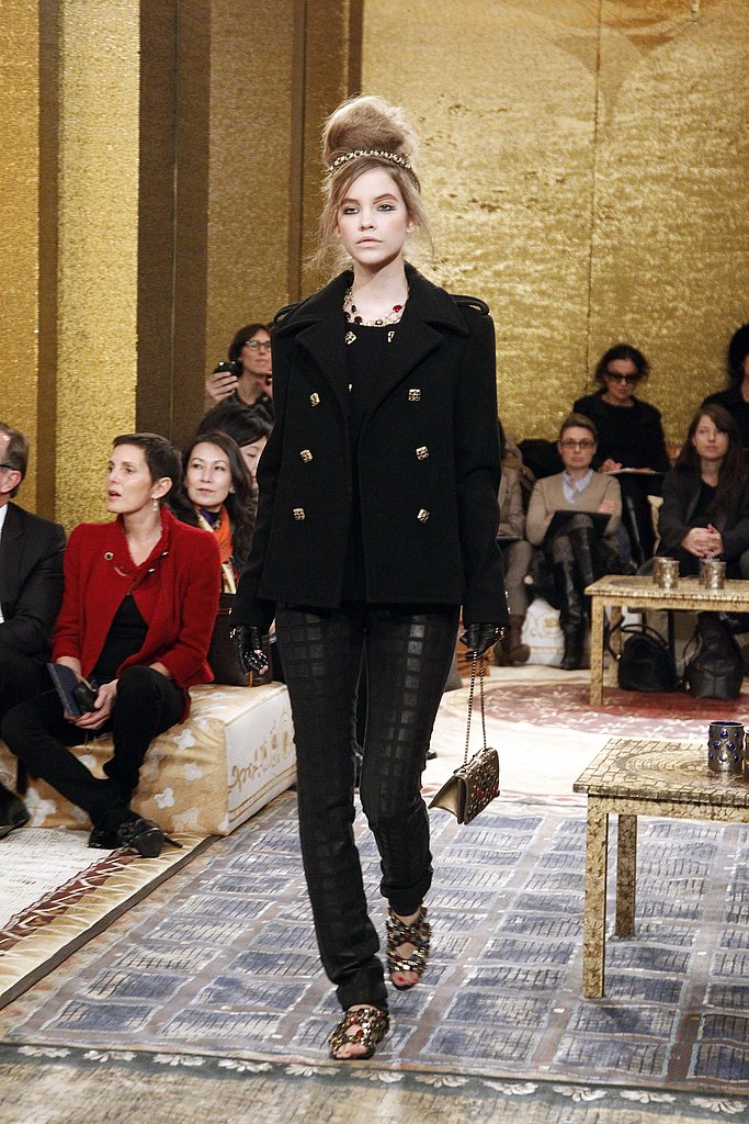 Karl's Muses Step Out For the Chanel Metiers d'Art Runway