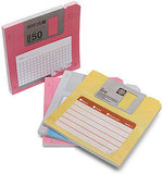 Floppy Disk Sticky Notes ($8)