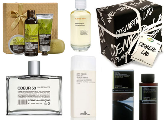 BellaSugar's 2010 Christmas Gift Guide: Natural Organic Beauty Christmas Gifts For Men!