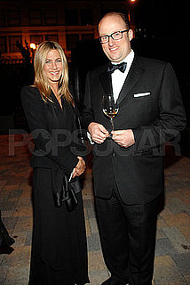Pictures of Jennifer Aniston at a Dinner With the Prince of Luxembourg