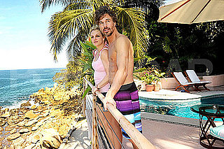 Pictures of Britney Spears and Shirtless Jason Trawick in Mexico