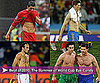 Pictures of Shirtless Soccer Players From the World Cup