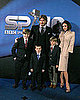 Pictures of David, Victoria, Brooklyn, Cruz, and Romeo Beckham Together at the BBC Sports Personality of the Year Awards