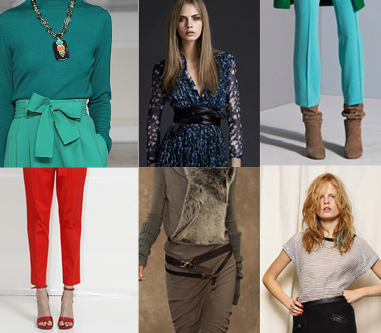 Sneak Peek: Our Guide to Pre-Fall 2011 Trends