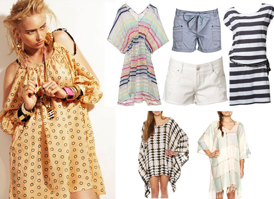 Summer Vacay Essentials: Beach Cover Ups