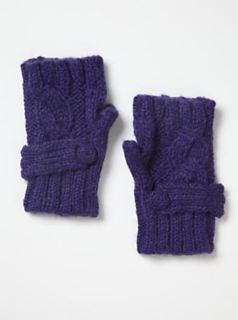 Free People Fingerless Gloves ($20, originally $28)