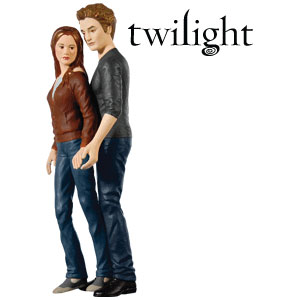 Edward and Bella Ornament ($15)