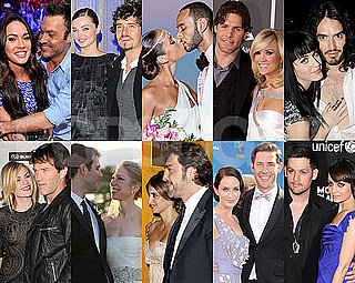 2010 Favorite Celebrity Weddings