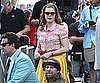 Slide Picture of Amy Adams Filming in LA