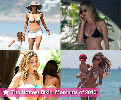 Hot Celebrities in Bikinis